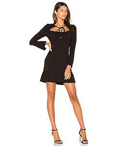 Rebecca Vallance | Beltran Pleat Hem Mini Dress
