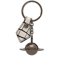 Vivienne Westwood | Round Orb Gun Gadget Key Ring
