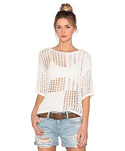 LEO & SAGE | Пуловер С Мозаикой