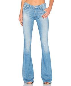 Hudson Jeans | Расклёшенные Джинсы Средней Посадки С 5 Карманами Mia