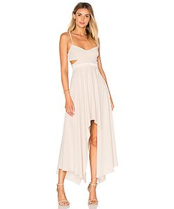 Halston Heritage | Платье С Асимметричным Подолом