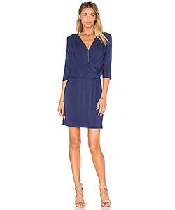 krisa | Платье С Запахом И Глубоким V-Образным Вырезом