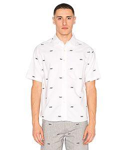Clot   Рубашка С Коротким Рукавом Diver