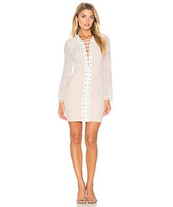 Endless Rose | Long Sleeve Lace Up Dress