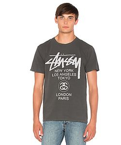 Stussy | Футболка World Tour
