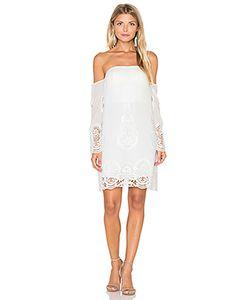 Lumier | Платье С Открытыми Плечами Secret Garden