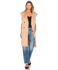 Lucca Couture | Пальто Без Рукавов