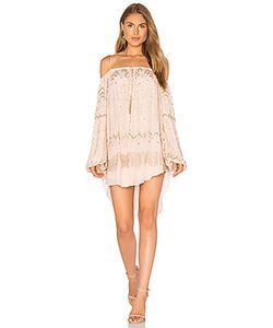 Tessora | Украшенное Платье С Открытыми Плечами