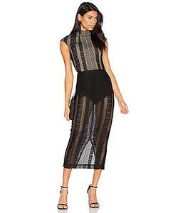 Misha Collection | Кружевное Платье Chiara