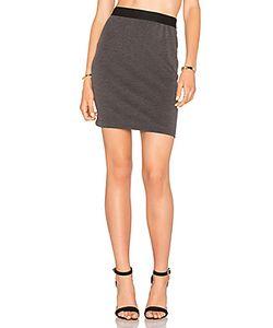 Bobi | Stretch Twill Mini Skirt