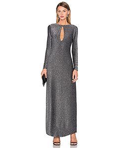 House Of Harlow 1960 | Облегающее Макси Платье Saha