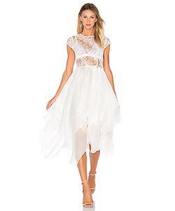 Bronx and Banco | Платье Ballerina Blanc
