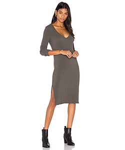 Project Social T | Beverly Slit Dress