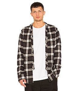 424 | Flannel Throwover Shirt