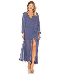 THE JETSET DIARIES   Платье Кимоно Las Perlas