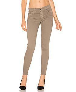 GRLFRND | Candice Super Stretch Mid-Rise Skinny Jean