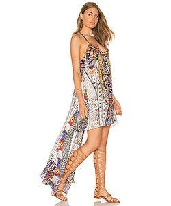 Camilla | Split Front Long Back Dress