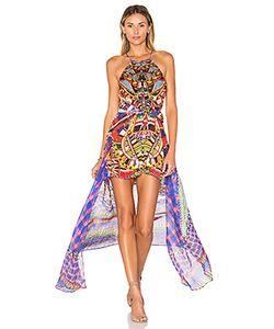 Camilla | Платье С Прозрачным Оверлеем