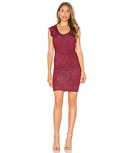 Velvet by Graham & Spencer | Abena Scoop Neck T Shirt Dress Velvet By Graham