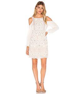 Needle & Thread   Embellished Bib Dress