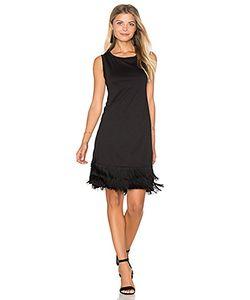 Splendid | Fringe Sleeveless Mini Dress