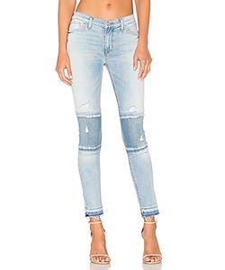 Hudson Jeans | Укороченные Супер Узкие Джинсы Nico