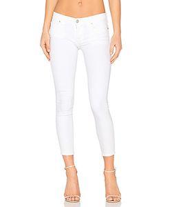 Hudson Jeans | Укороченные Супер Облегающие Джинсы Krista
