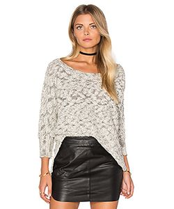 Michael Stars | Boatneck Dolman Sweater