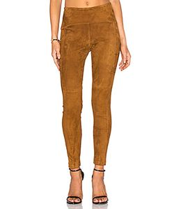 GETTING BACK TO SQUARE ONE | Suede Crop Legging Gettingbacktosquareone