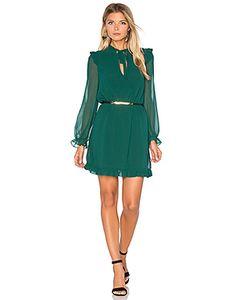 Line & Dot | Платье С Рюшами Tautou