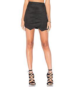 Fifteen Twenty | Crisscross Angled Skirt