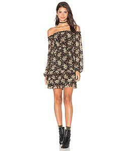 WAYF | Платье С Открытыми Плечами Emma