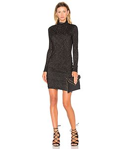 Velvet by Graham & Spencer | Dacey Long Sleeve Turtleneck Mini Dress Velvet By Graham