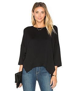 Heather | French Terry Wedge Pullover