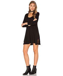 LA Made | Платье С Овальным Вырезом Lily