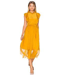 Marissa Webb   Шелковое Платье Florence