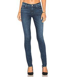 Hudson Jeans | Супер Узкие Джинсы Средняя Посадка Shine