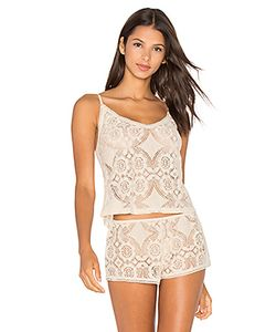 Only Hearts   Mosaic Lace Cami