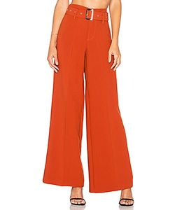 Lucy Paris | Stella Belted Pant