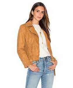 LIONESS | Замшевая Байкерская Куртка Made For Milan