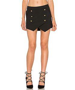 Michelle Mason | Military Skirt