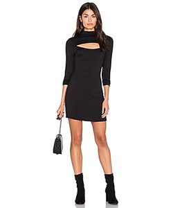 NYTT | High Neck Open Front Dress