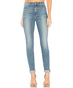 Joe'S Jeans   Облегающие Джинсы С Высокой Посадкой Flawless The Charlie