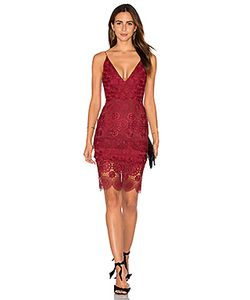 Nicholas | Mix Lace Dress
