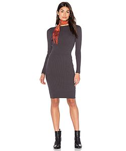 Bishop + Young | Charcoal Grey Sweater Dress