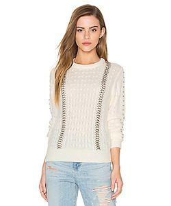 Endless Rose | Long Sleeve Beaded Detail Sweater
