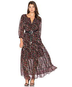 Joie | Шелковое Платье Clover