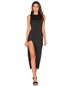 Lurelly | Платье С Асимметричным Вырезом