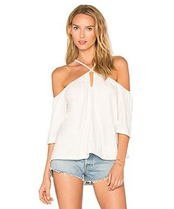 ROI | Strappy Cold Shoulder Top