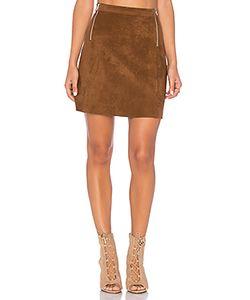 1. STATE | A Line Zipper Skirt